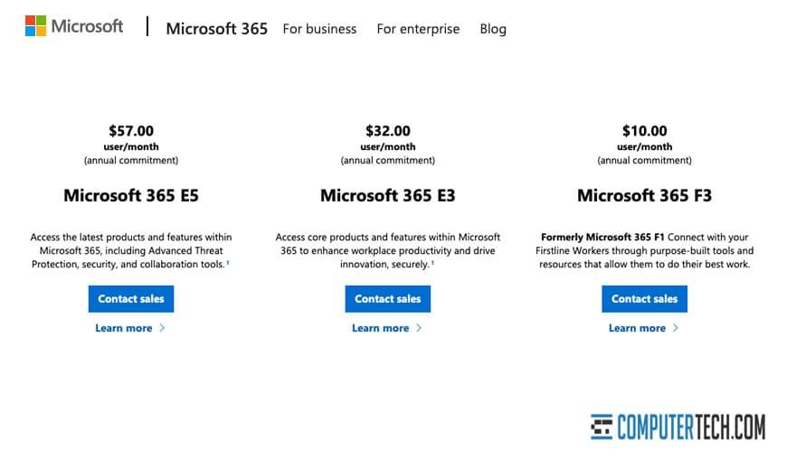365 Enterprise