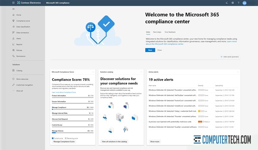 Compliance Automation